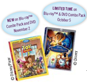 toy story 3 and beauty and the beast images Beauty and the Beast for $2.99