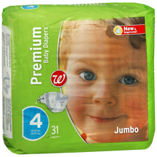 walgreens diapers