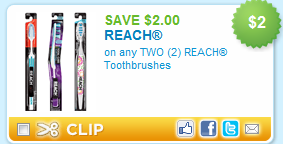 reach toothbrushes coupon