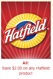 hatfield product coupon