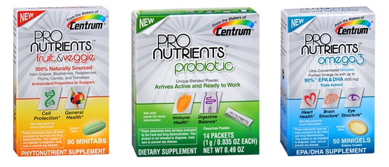 Centrum-Pronutrients
