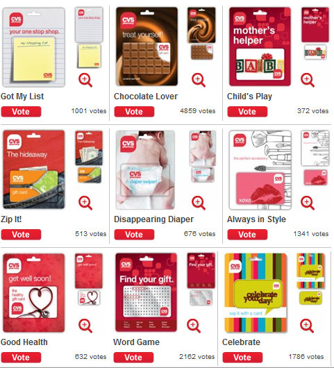 cvs votes Enter to Win a CVS Gift Card thru 8/6