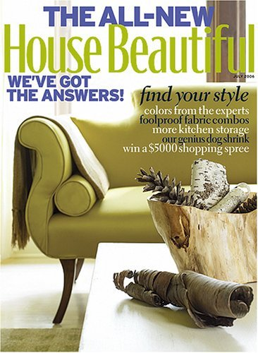 House Beautiful 10 One Year of House Beautiful Magazine for $4.99