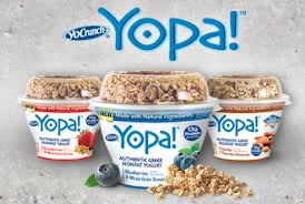 yopa yogurt printable coupons YoCrunch Yopa! Yogurt Printable Coupons + Walmart deal