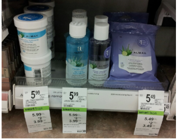 almay FREE Almay Cosmetic MakeUp Remover Products at Walgreens