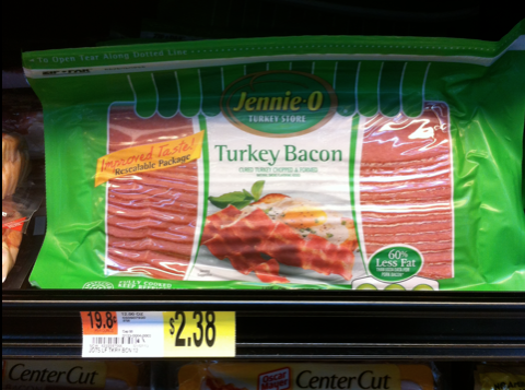jennie o Jennie O Turkey Bacon Printable Coupon + Walmart Scenario