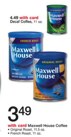 Screen Shot 2013 06 13 at 7.39.01 AM Walgreens: Maxwell House Coffee Only $2.49