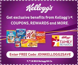 22332 Kelloggs Family Rewards Program | New Code To Add To Your Account