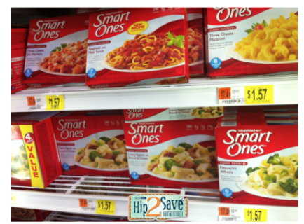 smart ones Walmart: Weight Watchers Smart Ones for $1.17 Each