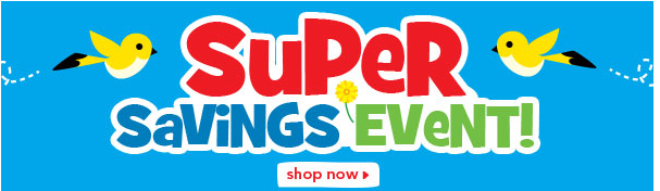 ToysRus Super Savings Event = Crayola 4 for $1, Clearance Backpacks and Lunch Kits plus more!