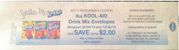 koolaid catalina Kool Aid Catalina Offer = $0.11 Kroger Deal (No Coupons Required) Plus Fun Playdough Recipe