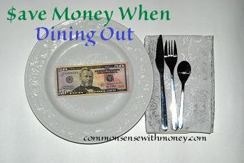 SaveMoneyWhenDiningOut Save Money When Dining Out