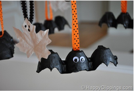 happy clippings More Do It Yourself Halloween Crafts