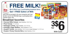 FREE Milk at Kroger!