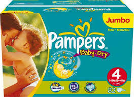 $10.98 for 2 Dawn Detergents and 2 Pampers Jumbo Packs!