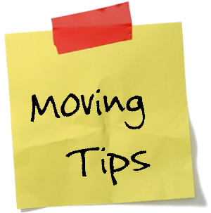 8 Moving Tips for Stay at Home Moms