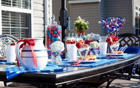 Frugal 4th of July Party
