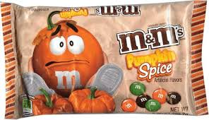 Pumpkin Spice M&M's Just $.45 Each | Today ONLY!