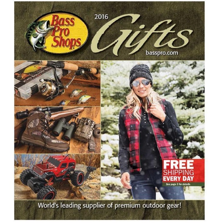 Bass Pro Shops Holiday Catalog 2016 - Page 1 of 76