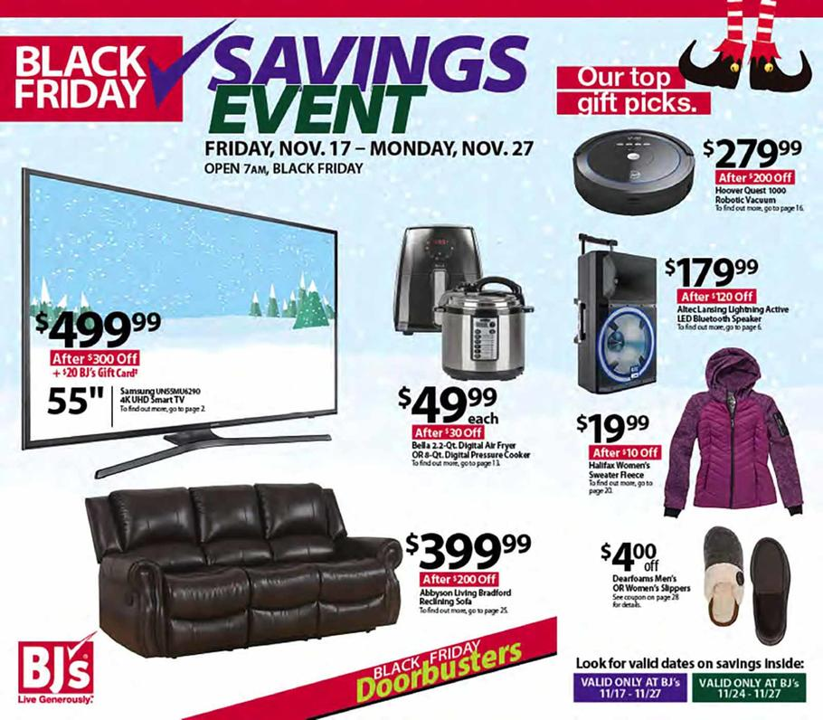 BJs 2017 Black Friday Ad Page (1)