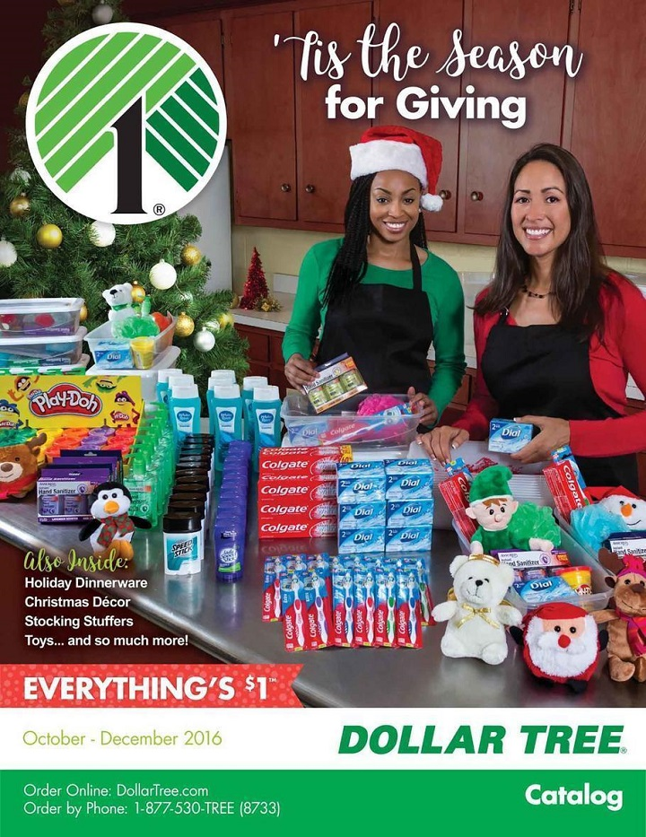 Dollar Tree Holiday Catalog 2016 - Page 1 of 48