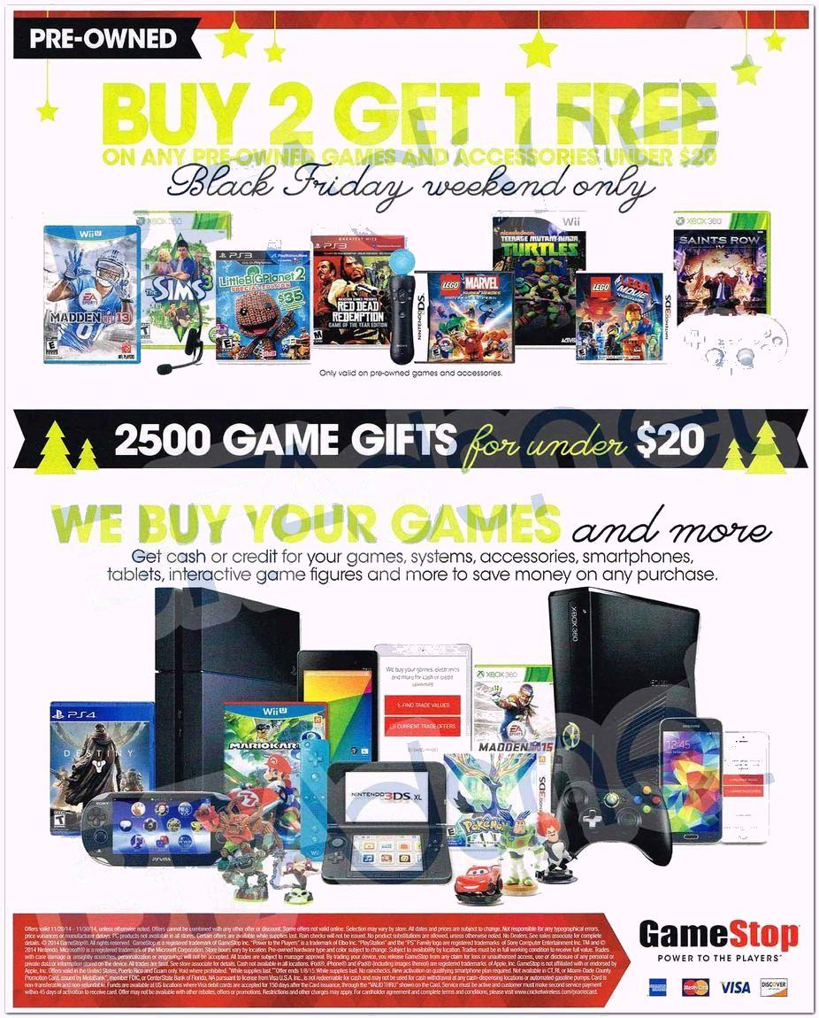 GameStop Black Friday Ad 2014 Pg 12