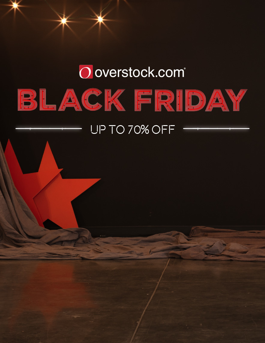 Overstock Black Friday 2015 Ad Page 1