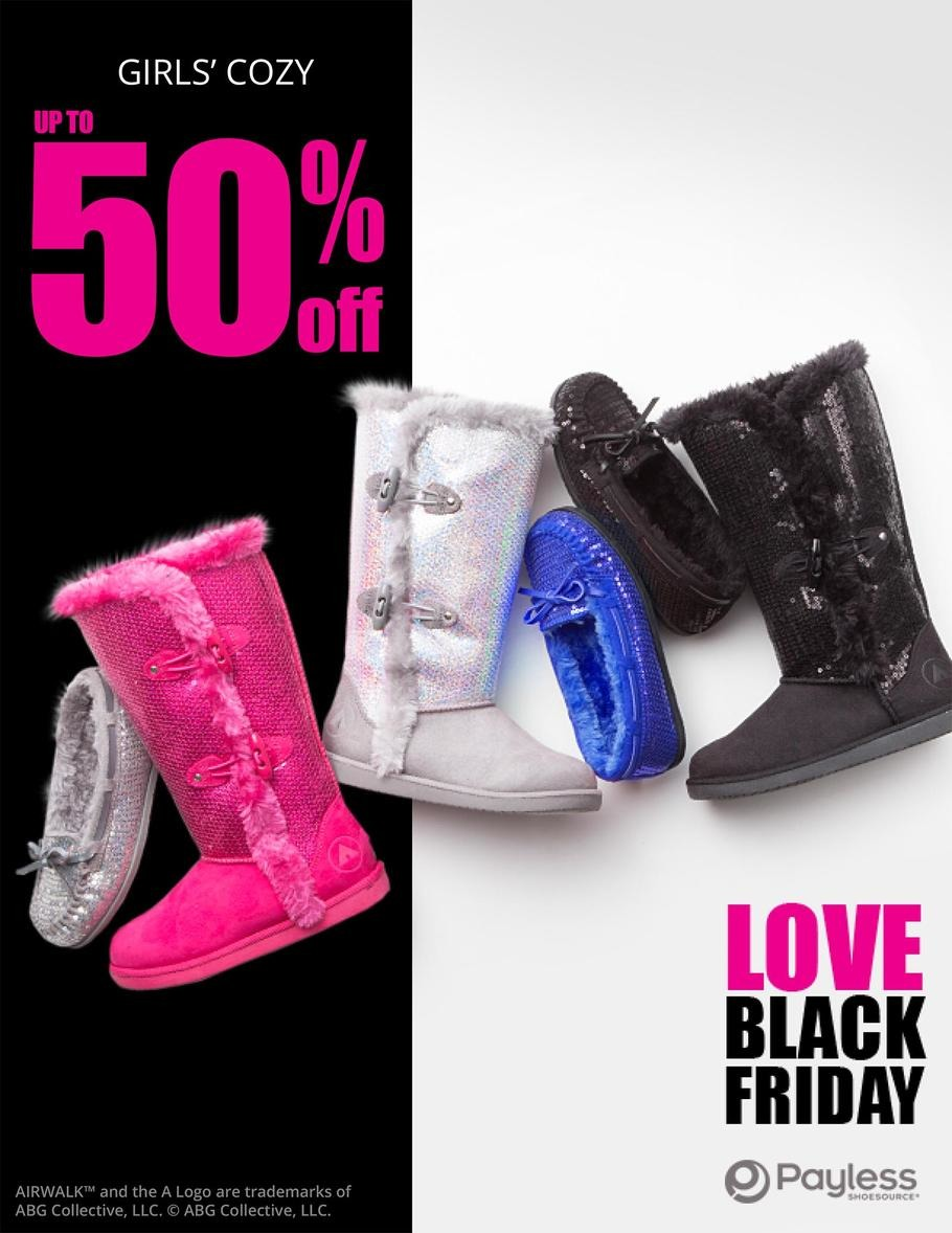 payless shoesource black friday ad 2014 common sense