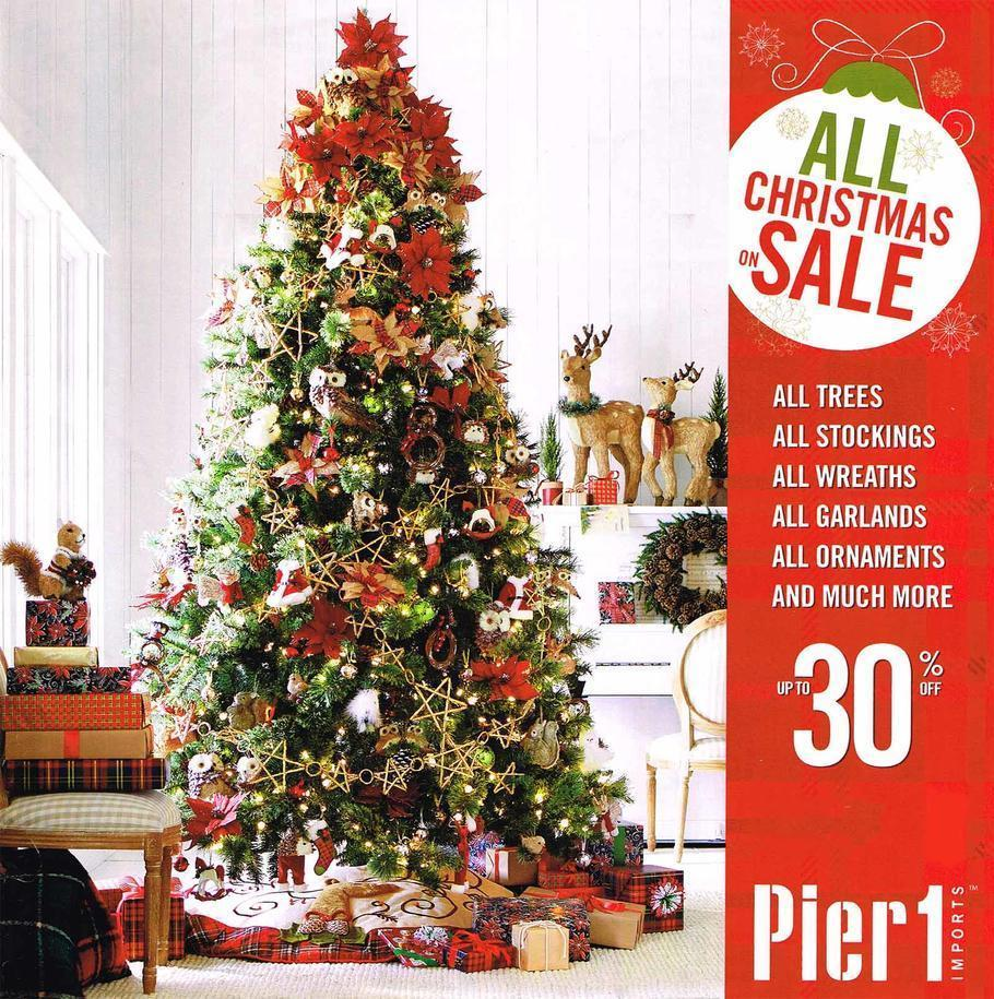 Pier 1 Imports Black Friday 2015 Ad Page 1