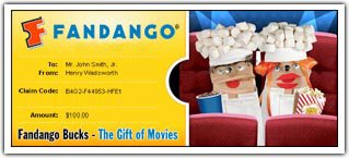 fandango1 Visa Signature Cardholders: Buy One Movie Ticket, Get Another Free