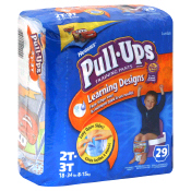 huggies pull ups Hot Printable Coupon: $3 off Pull Ups,