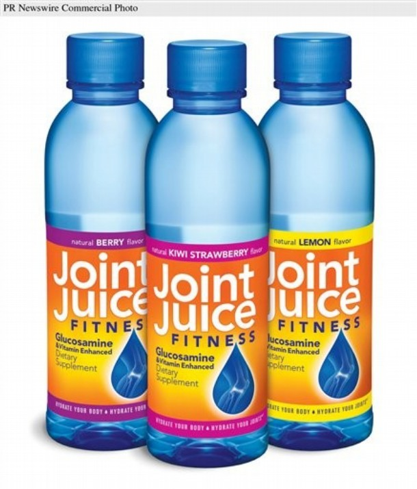 JOINT JUICE, INC. NEW DIETARY SUPPLEMENT WATER