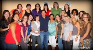Group Photo thanks to Momadvice.com