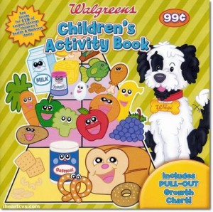 walgreens childrens activity book731 300x298 Walgreens New Childrens Activity Book (now with image)