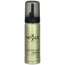 nexxus_mousse