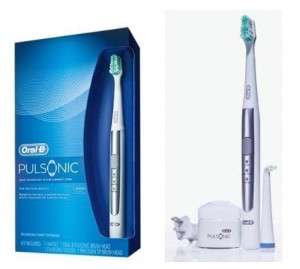 oral b pulsonic power toothbrush 300x269 Target: Oral B Pulsonic Toothbrush 78% off