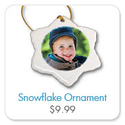 snapfish ornament