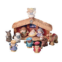 Fisher-Price-Nativity