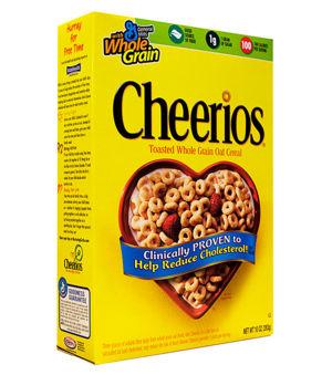 Cheerios (General Mills)