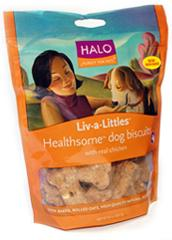 halo dog treats