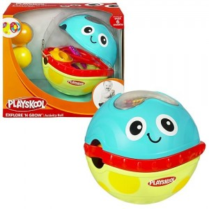 playskool activity ball