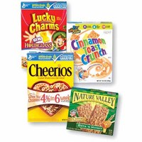 Kmart: General Mills Cereal $0.50 per Box