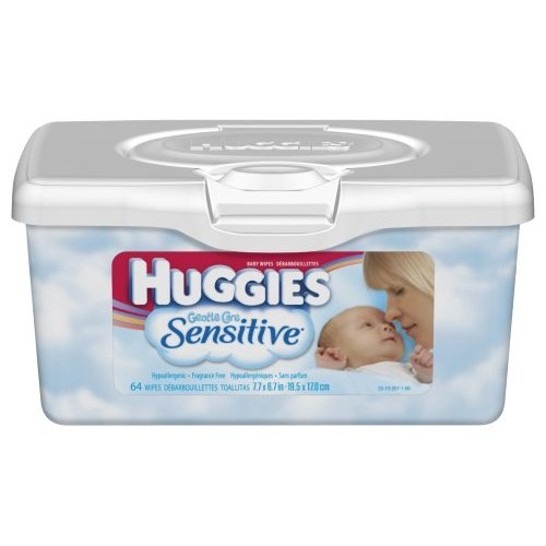 huggies wipes tub