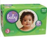 baby basics diapers