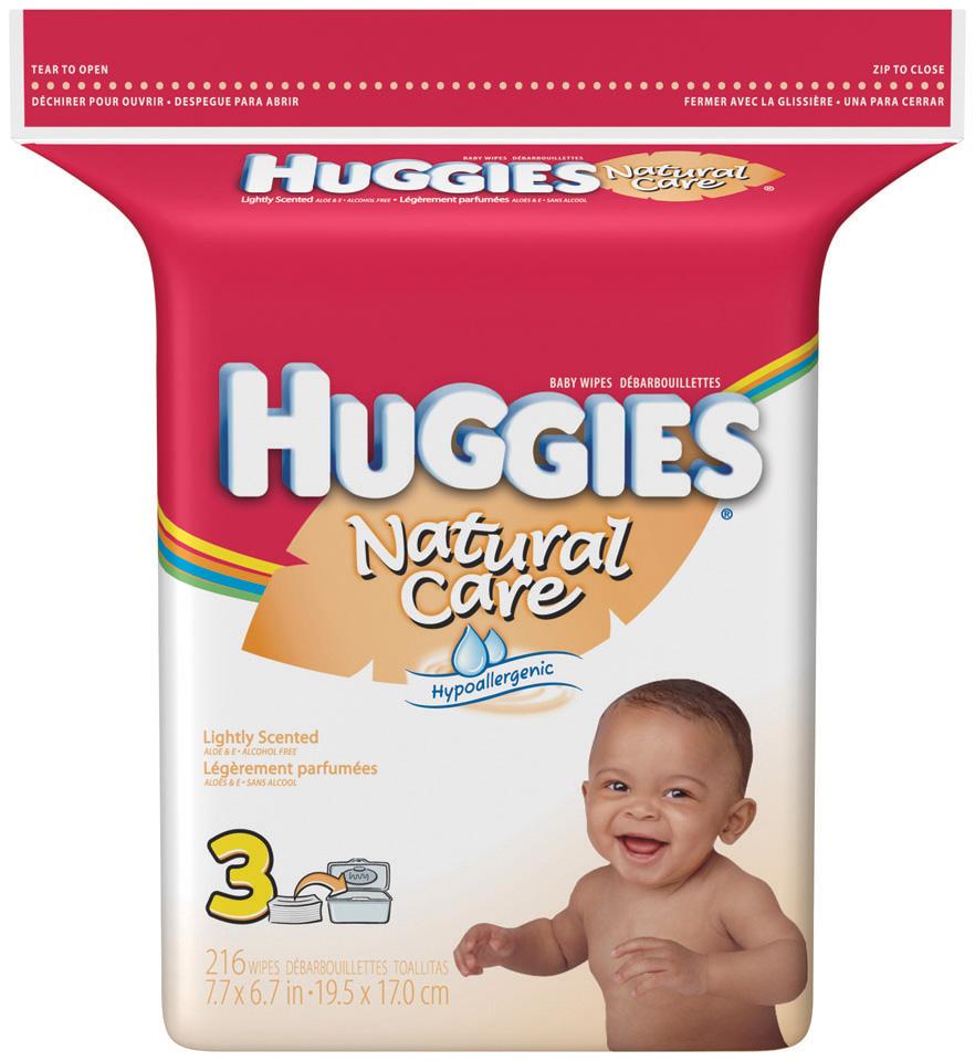 huggies refills