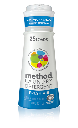 method laundry detergent coupon
