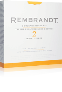 rembrandt 2-hour-whitening-kit