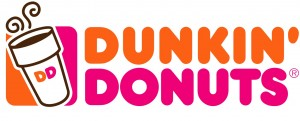 Dunkin Donuts logo Free Dunkin Donuts Coffee on Mondays