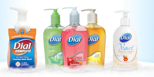 image regarding Dial Soap Printable Coupon named Dial Hand Cleaning soap Printable Discount coupons Preferred Feel With Income