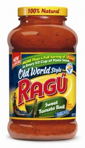 ragu sauce coupon